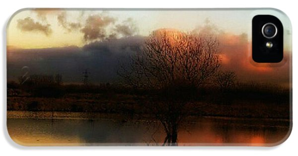 Sunset Reflections IPhone 5 Case