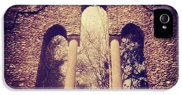 Decorative iPhone 5 Case - The Arches by Tom Crask