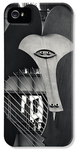 The Chicago Picasso IPhone 5 Case by Adam Romanowicz