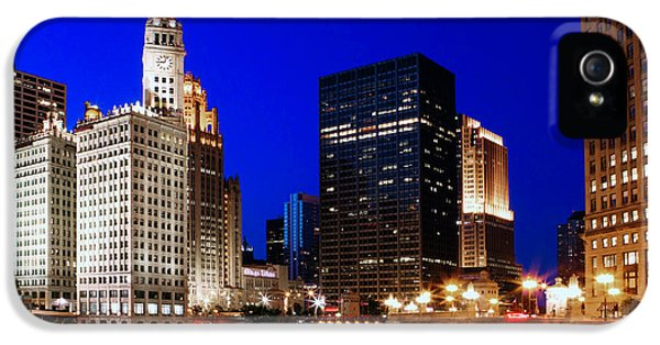 The Chicago River IPhone 5 Case