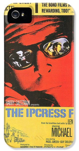 The Ipcress File IPhone 5 Case