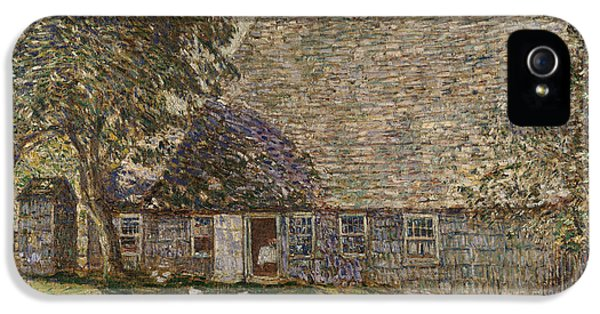 The Old Mulford House IPhone 5 / 5s Case by Childe Hassam