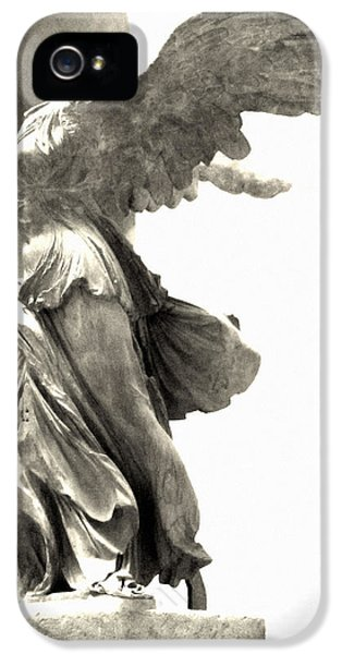 The Winged Victory - Paris Louvre IPhone 5 Case