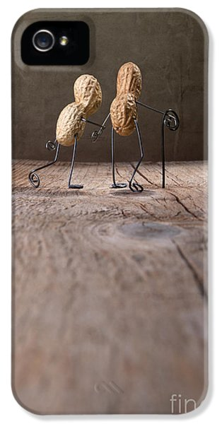 Together 03 IPhone 5 Case by Nailia Schwarz
