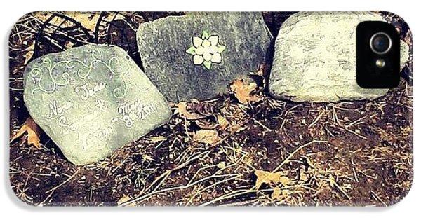 #tombstone #pretty #decorative IPhone 5 Case