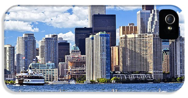 Toronto Waterfront IPhone 5 Case