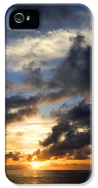 Tropical Sunset IPhone 5 Case by Fabrizio Troiani