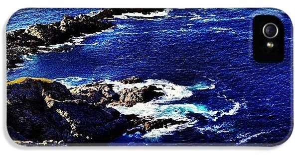 Twillingate View IPhone 5 Case by Christopher Campbell