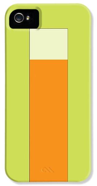 Ula IPhone 5 / 5s Case by Naxart Studio