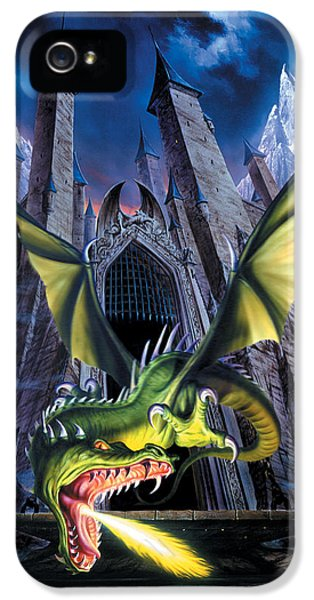 Unleashed IPhone 5 Case by The Dragon Chronicles