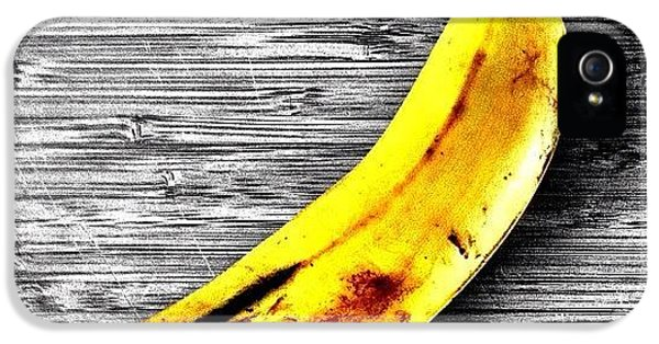 Orange iPhone 5 Case - Warholesque by Mark B