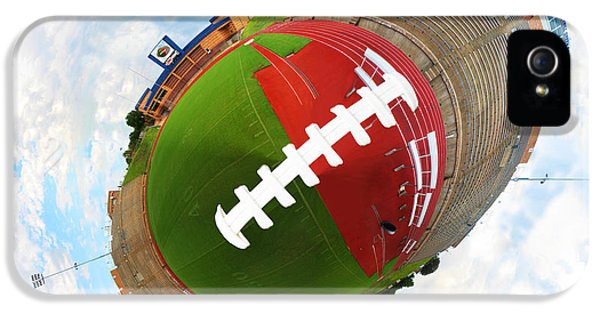 Wee Football IPhone 5 Case by Nikki Marie Smith