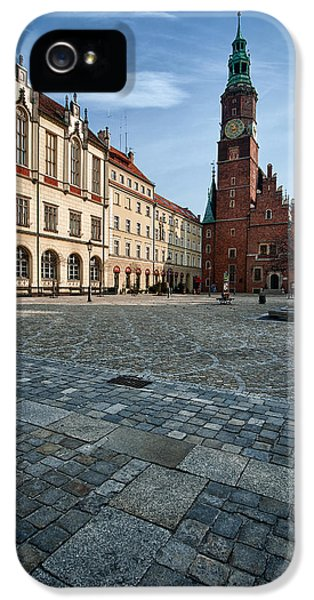 Wroclaw Town Hall IPhone 5 Case