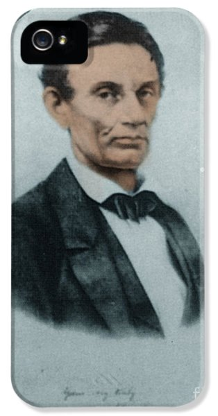 Abraham Lincoln, 16th American President IPhone 5 Case