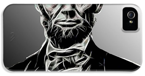 Abraham Lincoln Collection IPhone 5 Case by Marvin Blaine