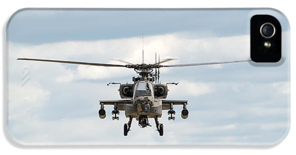 Ah-64 Apache IPhone 5 / 5s Case by Sebastian Musial