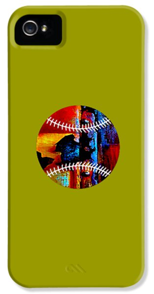 Baseball Collection IPhone 5 / 5s Case by Marvin Blaine