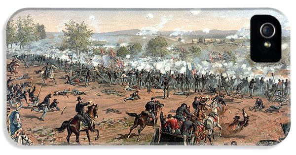 Battle Of Gettysburg IPhone 5 Case