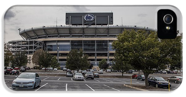 Beaver Stadium Penn State  IPhone 5 / 5s Case by John McGraw