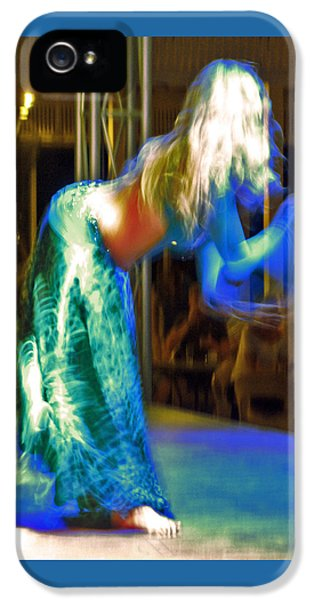 Belly Dance IPhone 5 Case by Andy Za