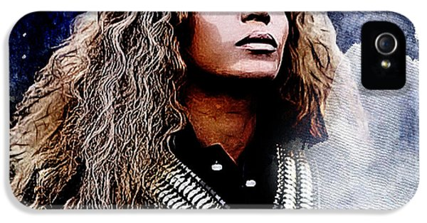 Beyonce  IPhone 5 Case by The DigArtisT