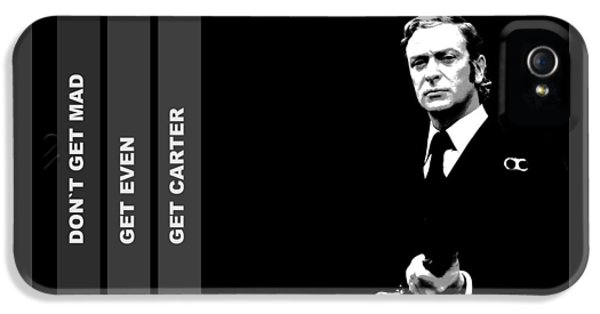 Caine As Carter IPhone 5 Case by Martin James