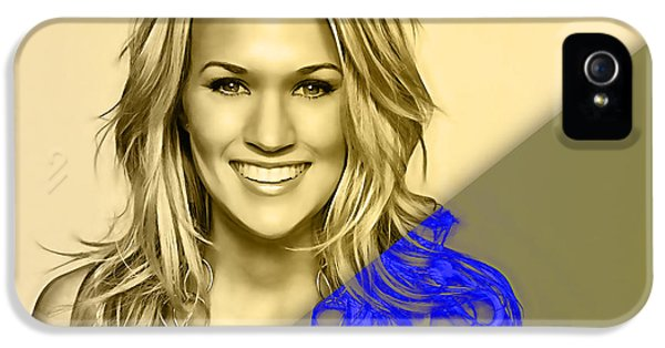 Carrie Underwood Collection IPhone 5 Case