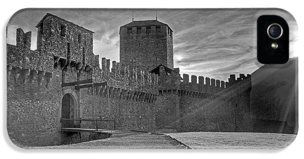 Castle IPhone 5 Case by Joana Kruse