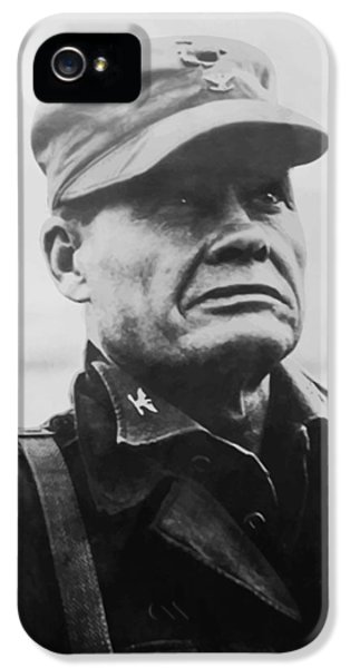 Chesty Puller IPhone 5 Case by War Is Hell Store