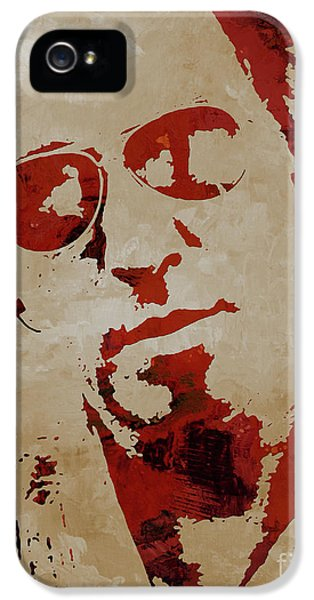 Chris Martin Coldplay IPhone 5 Case