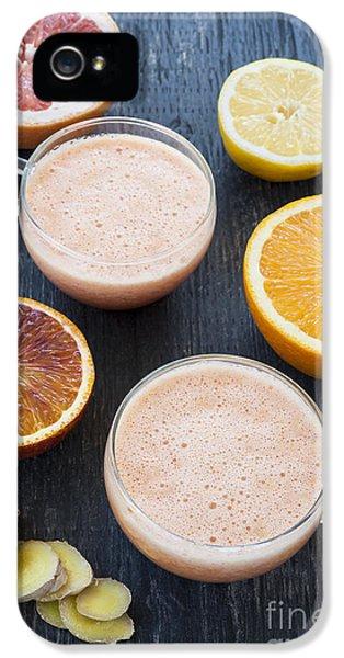 Citrus Smoothies IPhone 5 Case