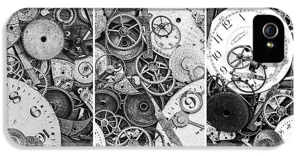 Clockworks Still Life IPhone 5 Case by Tom Mc Nemar