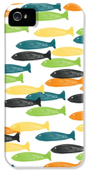 Colorful Fish  IPhone 5 Case