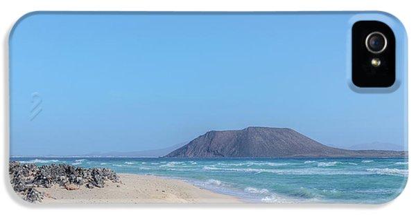 Corralejo - Fuerteventura IPhone 5 Case by Joana Kruse
