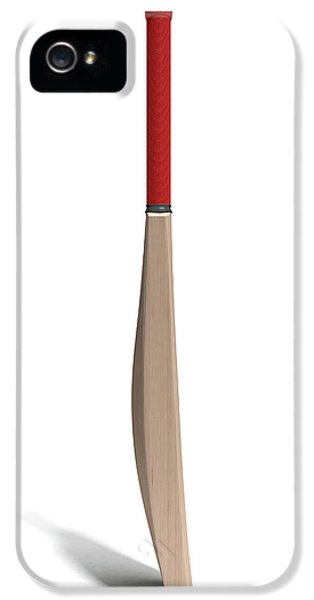 Cricket Bat IPhone 5 Case