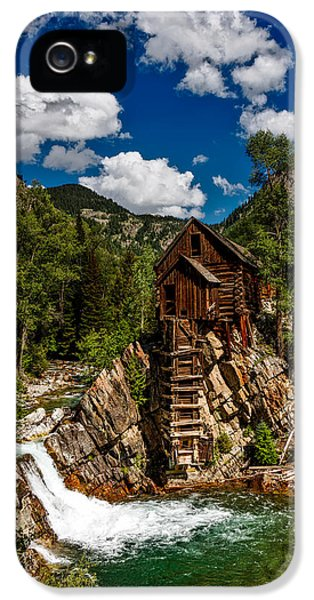 Crystal Mill IPhone 5 Case