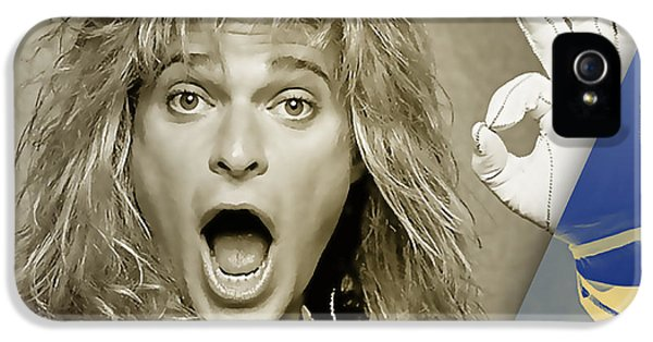 David Lee Roth Collection IPhone 5 / 5s Case by Marvin Blaine