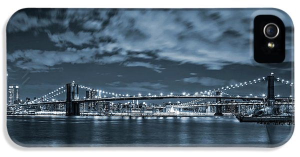 East River View IPhone 5 Case