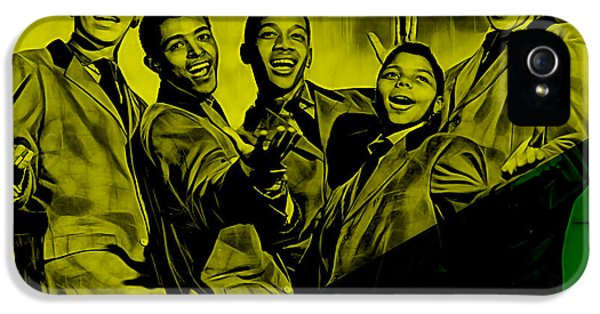 Frankie Lymon Collection IPhone 5 / 5s Case by Marvin Blaine