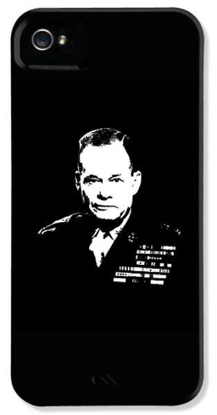 General Lewis Chesty Puller IPhone 5 Case