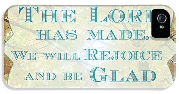 Design iPhone 5 Case - Give Thanks To The Lord, For He Is by LIFT Women's Ministry designs --by Julie Hurttgam