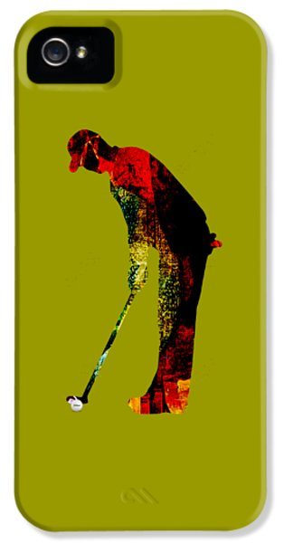 Golf Collection IPhone 5 / 5s Case by Marvin Blaine