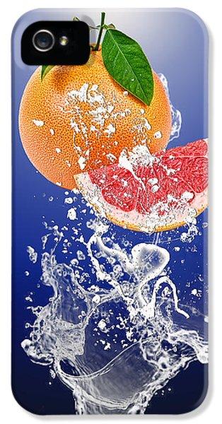 Grapefruit Splash IPhone 5 Case