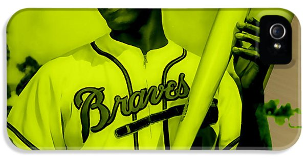 Hank Aaron Collection IPhone 5 Case