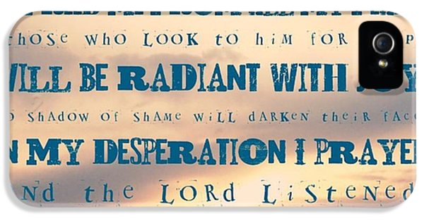 Design iPhone 5 Case - I Will Praise The Lord At All Times.  I by LIFT Women's Ministry designs --by Julie Hurttgam