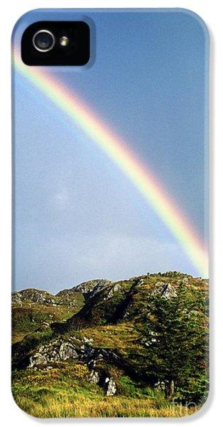 Irish Rainbow IPhone 5 / 5s Case by John Greim