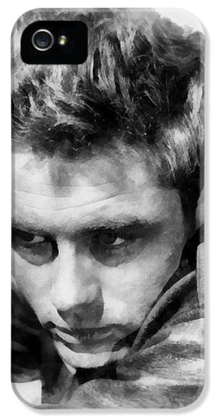 James Dean By John Springfield IPhone 5 Case