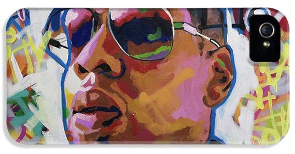 Jay Z iPhone 5 Case - Jay Z by Richard Day