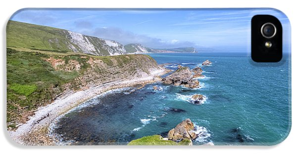 Dorset iPhone 5 Case - Jurassic Coast - England by Joana Kruse