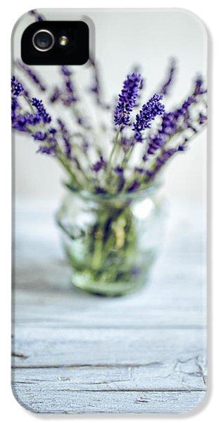Lavender Still Life IPhone 5 Case